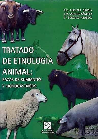 Portada del libro 9788484254928 Tratado de Etnologia Animal. Razas de Rumiantes y Monogastricos