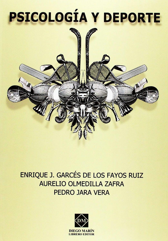 Portada del libro 9788484254966 Psicologia y Deporte