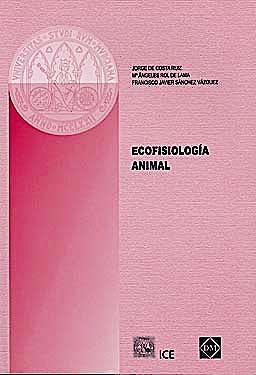 Portada del libro 9788484255185 Ecofisiologia Animal