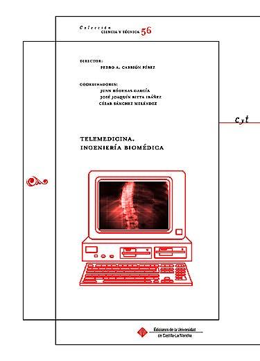 Portada del libro 9788484276319 Telemedicina. Ingeniería Biomédica