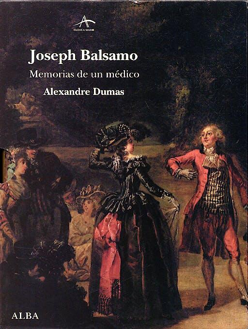 Portada del libro 9788484282792 Joseph Balsamo. Memorias de un Medico (2 Vol)