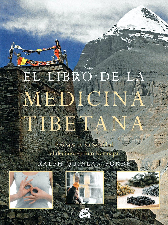 Portada del libro 9788484452409 El Libro de la Medicina Tibetana