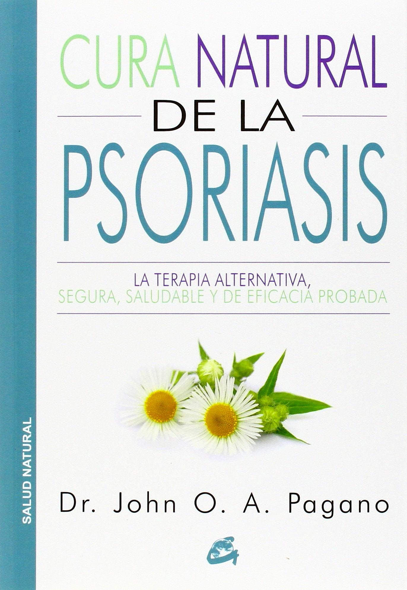 Portada del libro 9788484455523 Cura Natural de la Psoriasis
