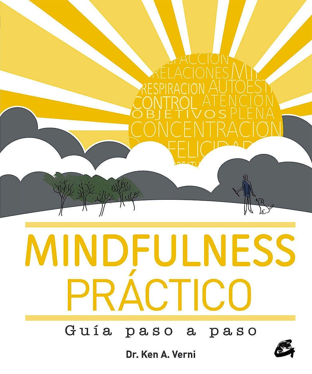 Portada del libro 9788484455912 Mindfulness Práctico. Guía Paso a Paso