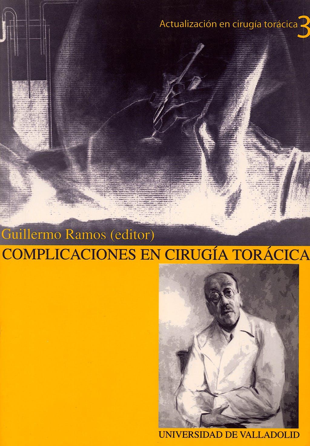 Portada del libro 9788484481560 Complicaciones en Cirugia Toracica. Actualizacion 3