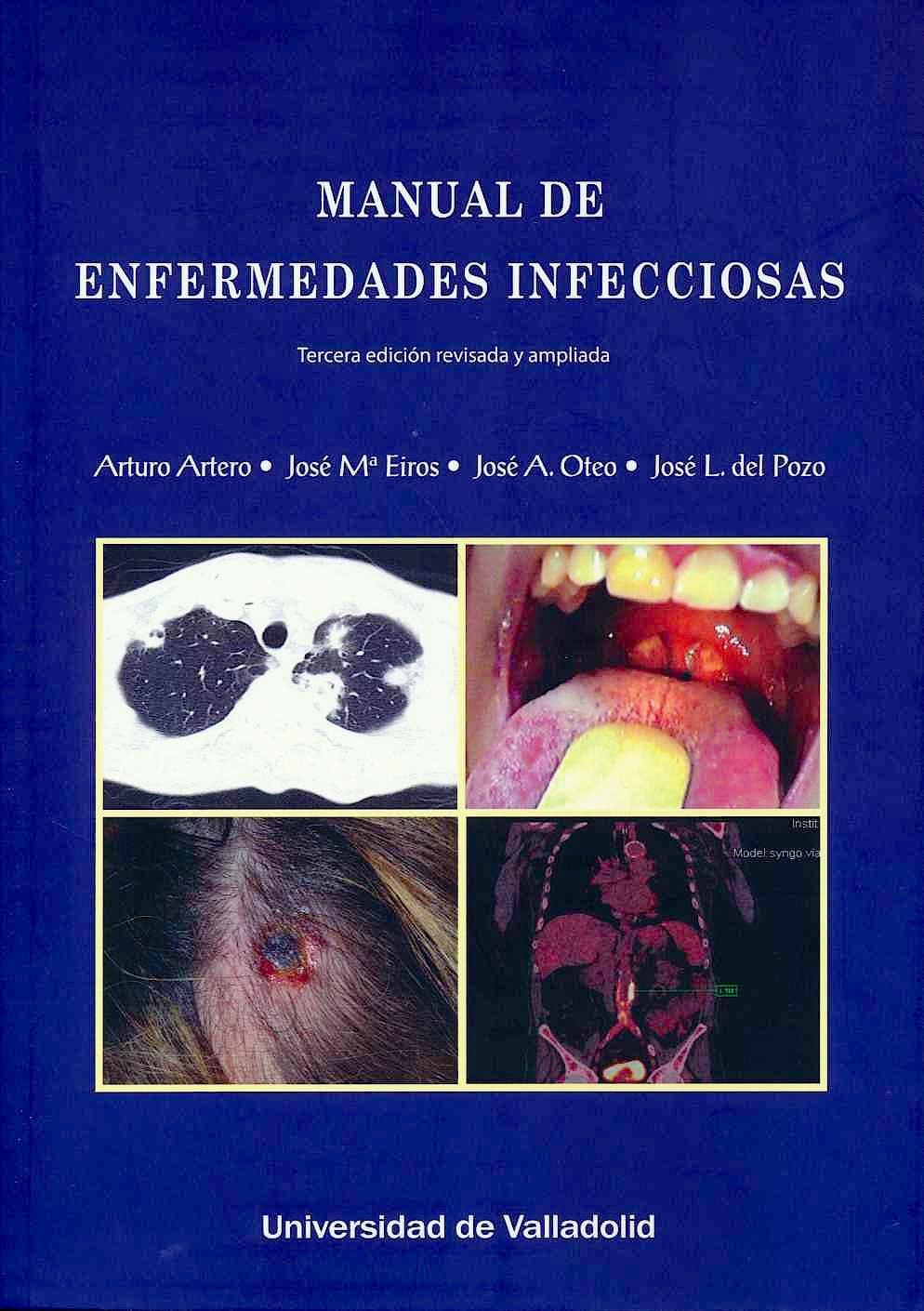 Portada del libro 9788484489986 Manual de Enfermedades Infecciosas