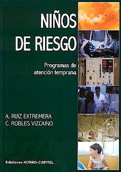 Portada del libro 9788484510086 Niños de Riesgo. Programas de Atencion Temprana