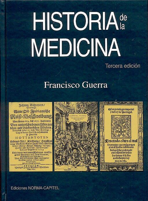 Portada del libro 9788484510260 Historia de la Medicina