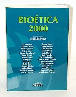 Portada del libro 9788484590002 Bioetica 2000