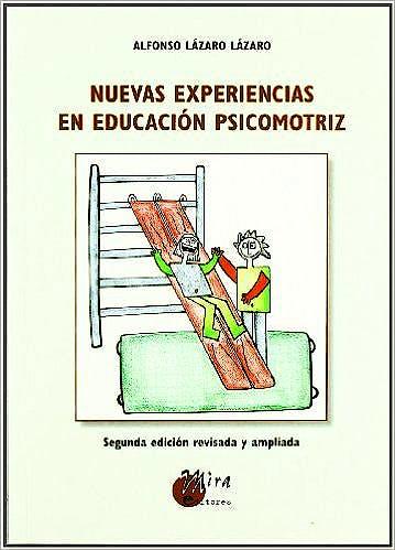 Portada del libro 9788484653387 Nuevas Experiencias en Educación Psicomotriz