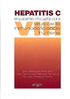 Portada del libro 9788484730545 Hepatitis C en Pacientes Infectados por el Virus de la Inmunodeficienc