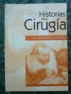 Portada del libro 9788484731542 Historias de la Cirugia