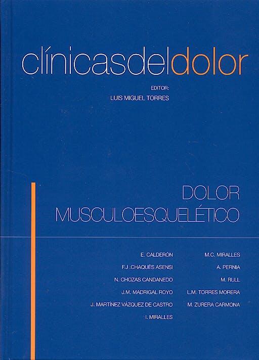 Portada del libro 9788484731979 Clinicas del Dolor Ii. Dolor Musculoesqueletico
