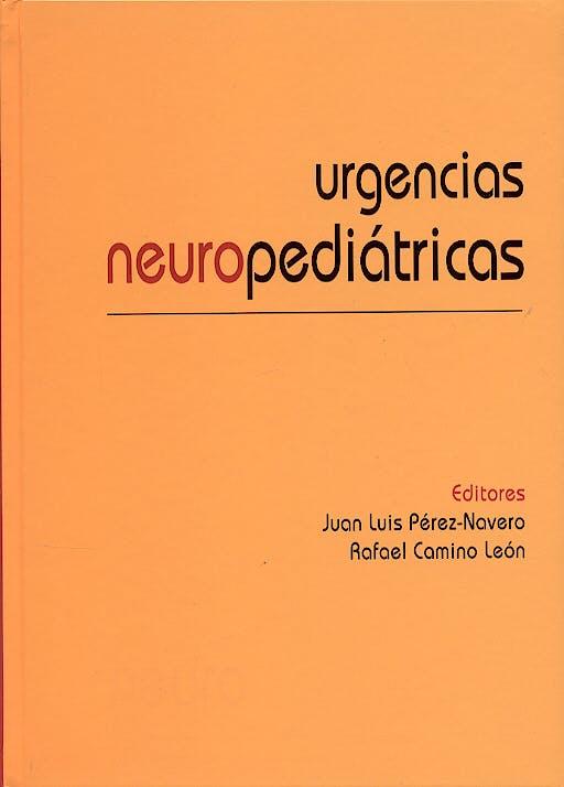 Portada del libro 9788484733355 Urgencias Neuropediatricas