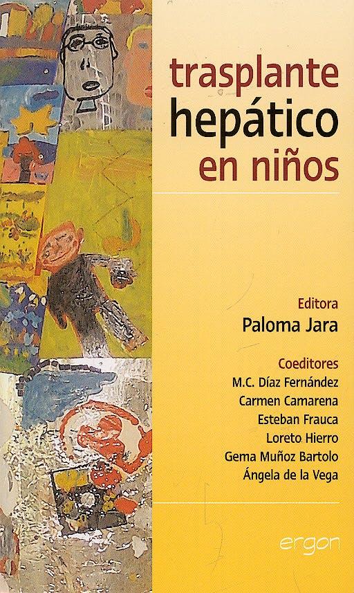 Portada del libro 9788484734147 Trasplante Hepatico en Niños
