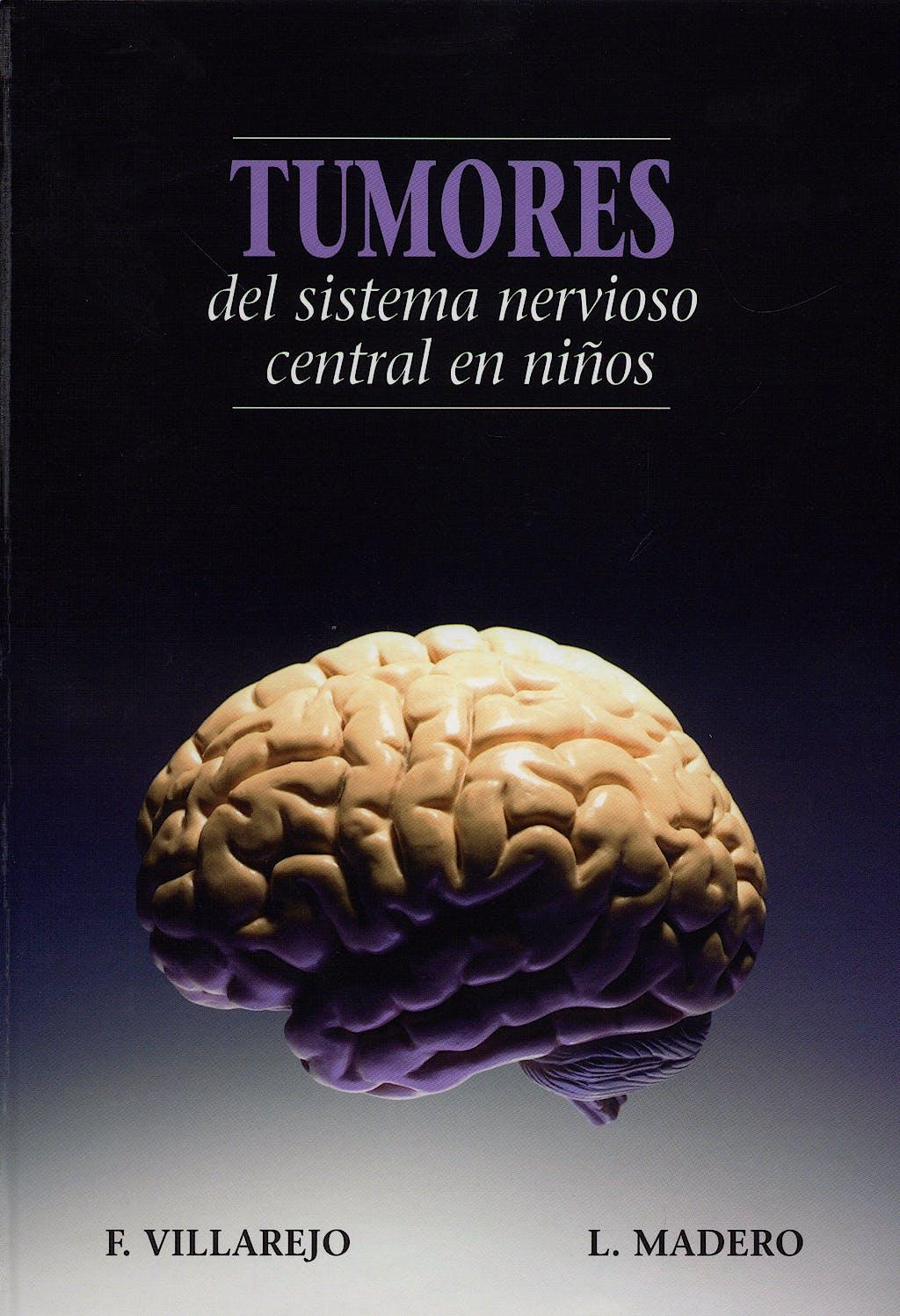 Portada del libro 9788484734901 Tumores del Sistema Nervioso Central en Niños