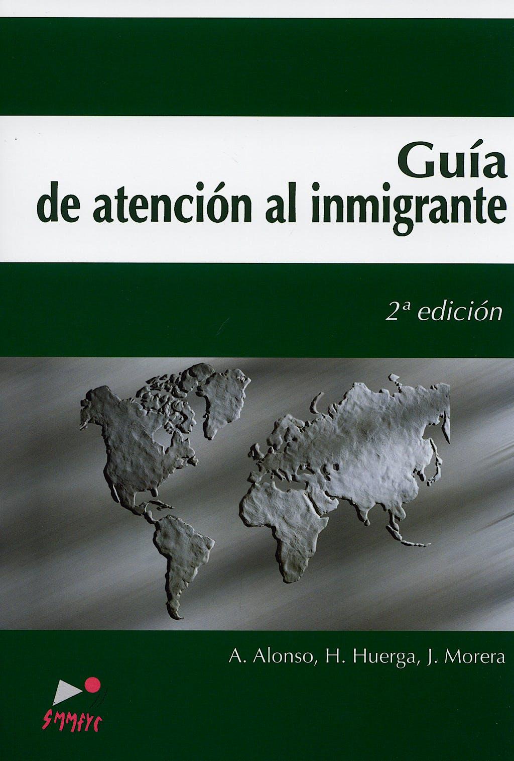 Portada del libro 9788484735052 Guia de Atencion al Inmigrante