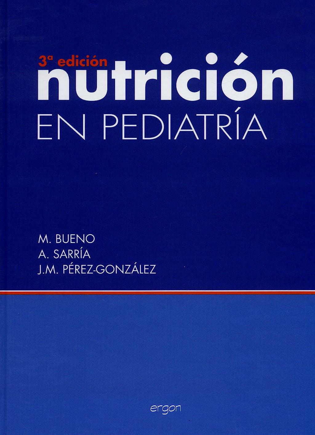 Portada del libro 9788484735380 Nutricion en Pediatria