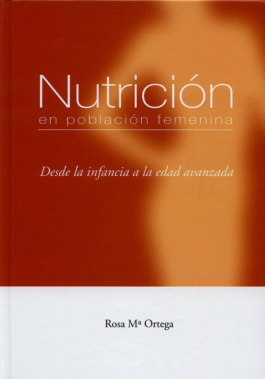 Portada del libro 9788484735564 Nutricion en Poblacion Femenina