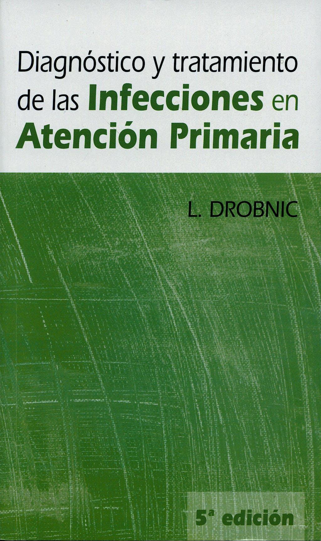 Portada del libro 9788484736226 Diagnóstico y Tratamiento de las Infecciones en Atención Primaria
