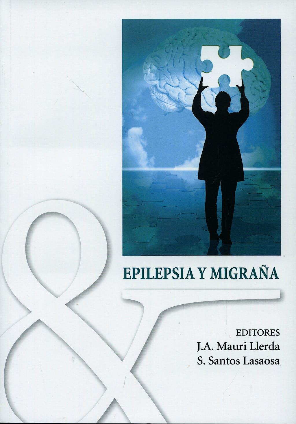 Portada del libro 9788484736578 Epilepsia y Migraña
