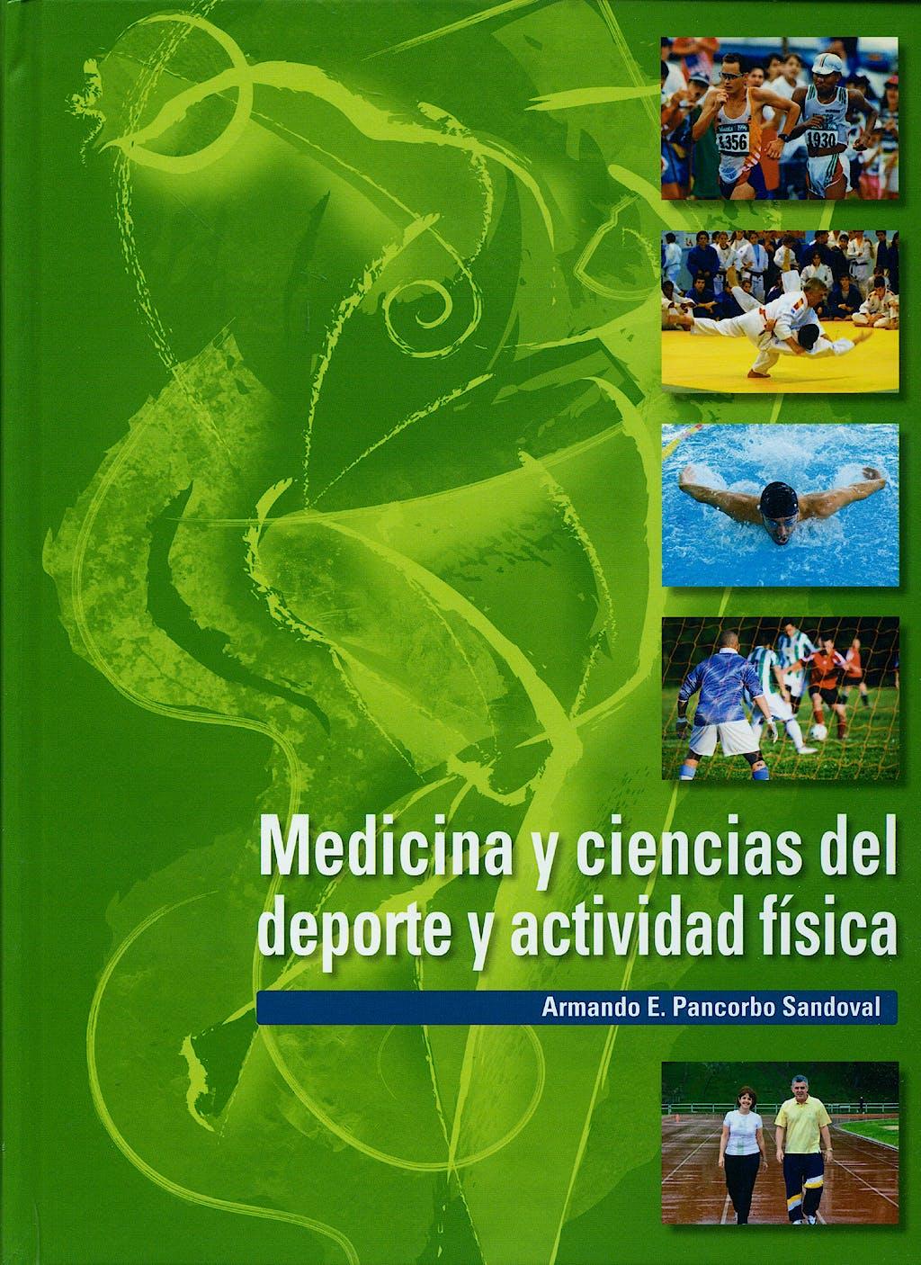 Portada del libro 9788484736844 Medicina y Ciencias del Deporte y Actividad Fisica