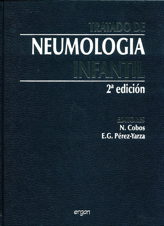 Portada del libro 9788484737193 Tratado de Neumología Infantil