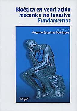 Portada del libro 9788484737520 Bioetica en Ventilacion Mecanica no Invasiva. Fundamentos