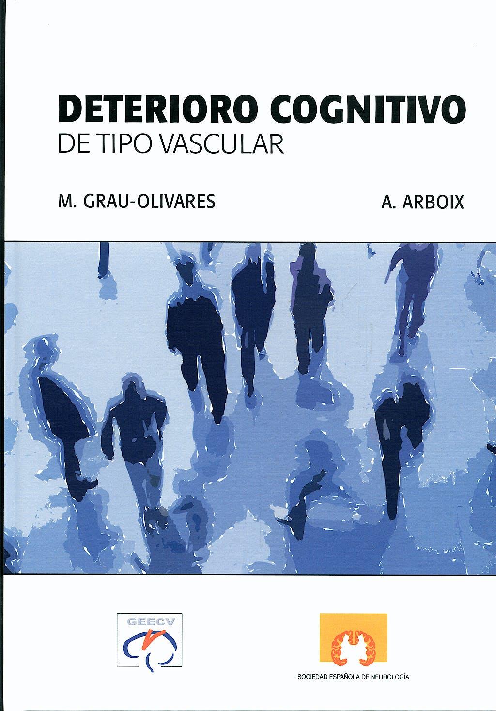 Portada del libro 9788484737537 Deterioro Cognitivo de Tipo Vascular