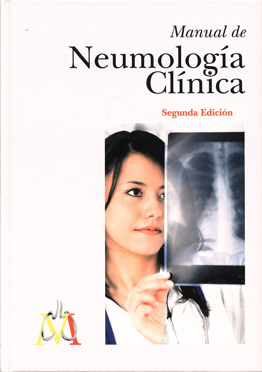 Portada del libro 9788484737544 Manual de Neumologia Clinica
