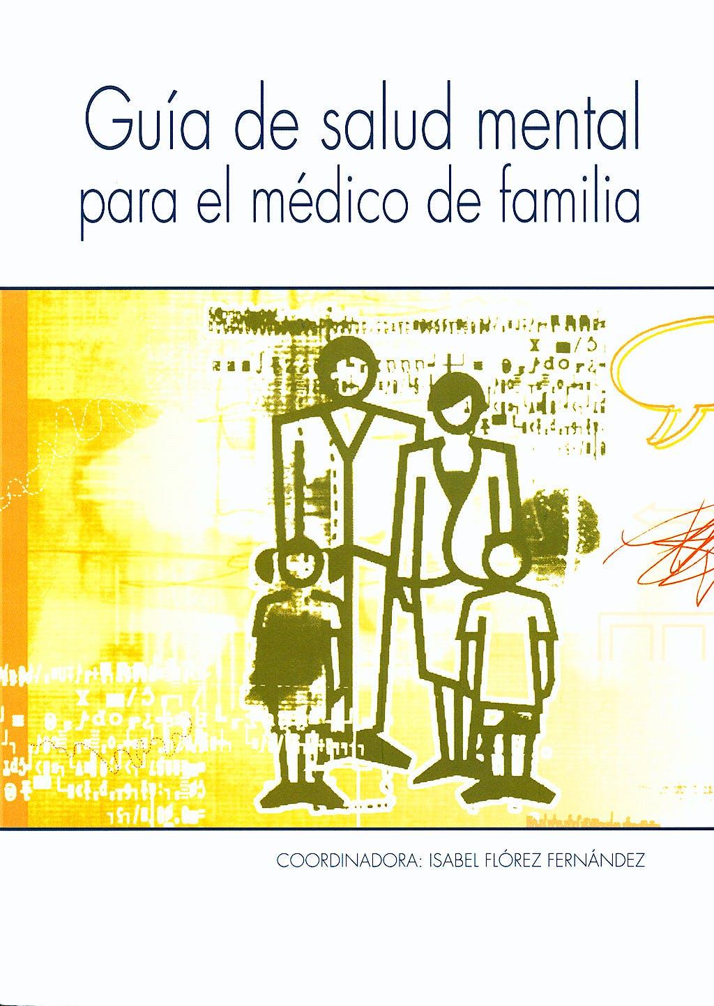 Portada del libro 9788484737605 Guia de Salud Mental para el Medico de Familia