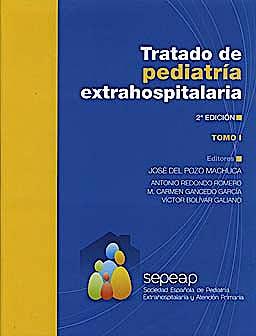 Portada del libro 9788484737971 Tratado de Pediatria Extrahospitalaria, 2 Vols.