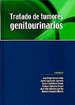 Portada del libro 9788484738466 Tratado de Tumores Genitourinarios + CD