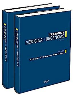 Portada del libro 9788484738473 Tratado de Medicina de Urgencias, 2 Vols. (Semes)