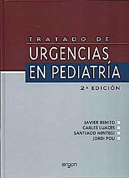 Portada del libro 9788484738930 Tratado de Urgencias en Pediatria