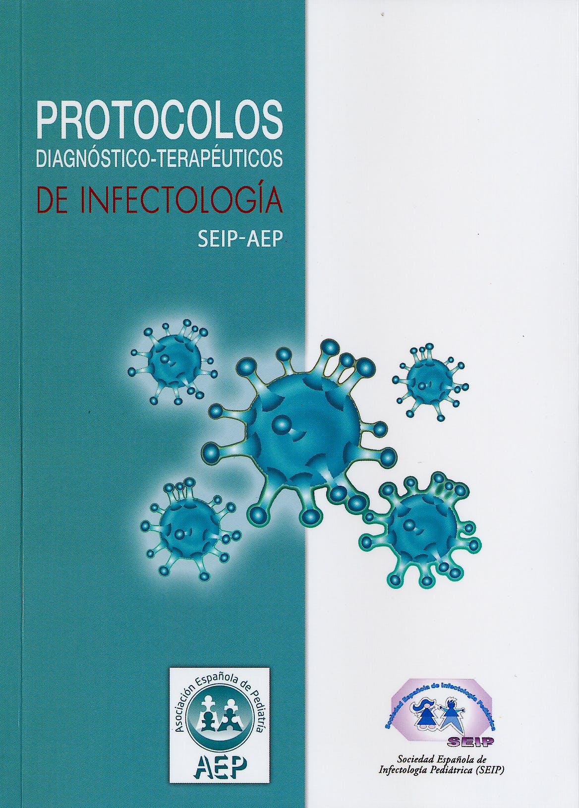 Portada del libro 9788484739388 Protocolos Diagnóstico-Terapéuticos de Infectología