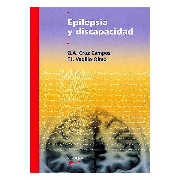 Portada del libro 9788485424542 Epilepsia y Discapacidad