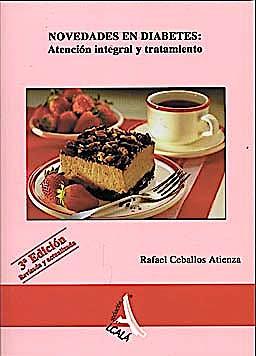Portada del libro 9788485539352 Novedades en Diabetes: Atencion Integral y Tratamiento
