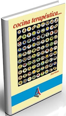 Portada del libro 9788485539765 Cocina Terapéutica