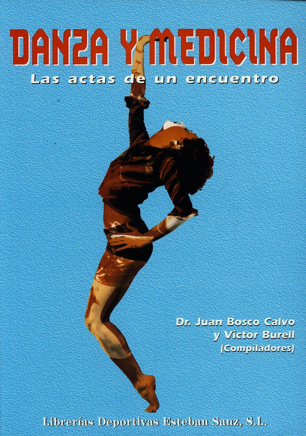 Portada del libro 9788485977765 Danza y Medicina. las Actas de un Encuentro