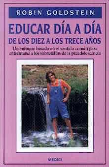 Portada del libro 9788486193942 Educar Dia a Dia de los Diez a los Trece Años