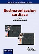 Portada del libro 9788486684587 Resincronizacion Cardiaca (Arritmias y Estimulacion Cardiaca)