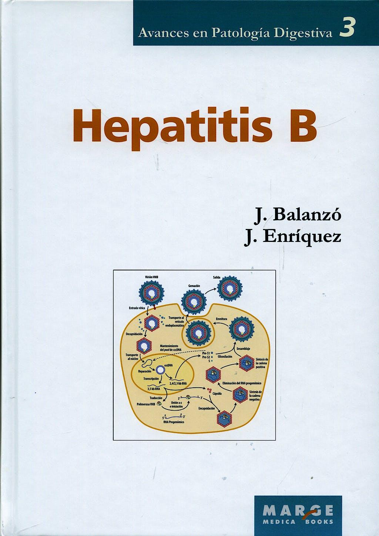 Portada del libro 9788486684822 Hepatitis B