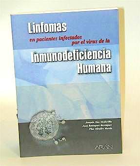 Portada del libro 9788486725754 Linfomas en Pacientes Infectados por el Virus de Vih