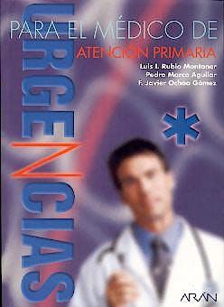 Portada del libro 9788486725891 Urgencias para el Medico de Atencion Primaria
