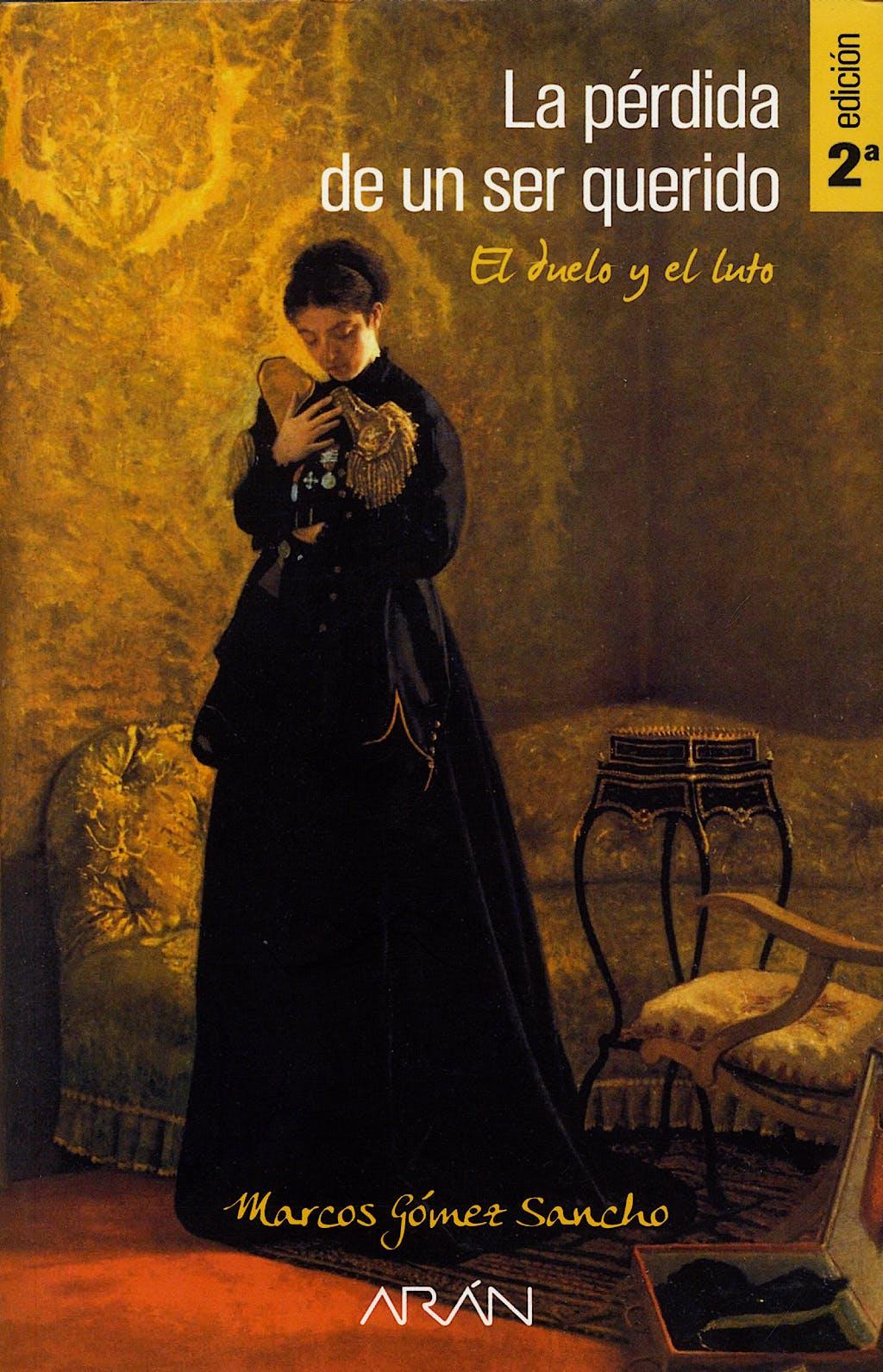 Portada del libro 9788486725990 La Perdida de un ser Querido. el Duelo y el Luto