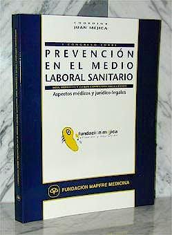 Portada del libro 9788486889739 I Congreso sobre Prevencion en el Medio Laboral Sanitario