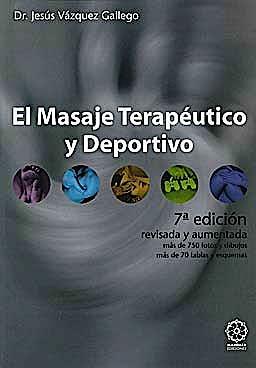 Portada del libro 9788486961367 El Masaje Terapeutico y Deportivo