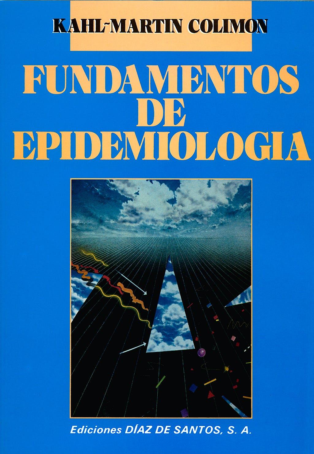 Portada del libro 9788487189494 Fundamentos de Epidemiología