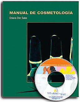 Portada del libro 9788487190568 Manual de Cosmetologia + Laboratorio Virtual en Cd Interactivo